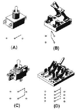 Figure 3-3.Multicontact switches