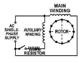 Harley Davidson Stereo Wiring Diagram moreover Thyristor D C Drives General Motors And Drives besides How To Connect Single Phase Motor With Capacitor as well Elecy4 22 also Direct Online Starter Wiring Diagram. on single phase motor forward reverse wiring diagram