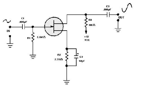 Figure 3 51jfet common source amplifier jfet common source amplifier ccuart Choice Image