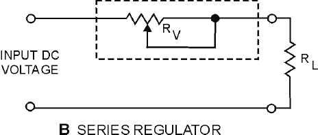 series and shunt voltage regulators 14179 207. Black Bedroom Furniture Sets. Home Design Ideas