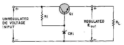 series regulator
