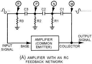 rc phase shift oscillator experiment pdf