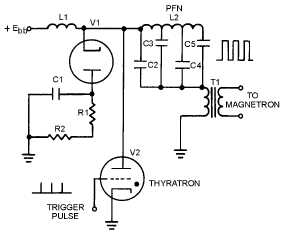 electronic pulse radar pulse engine wiring diagram
